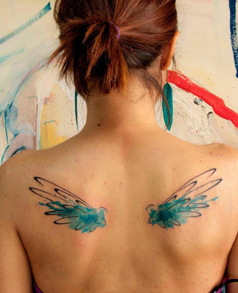 wings by koraykaragozler