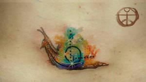 Cosmos Snail