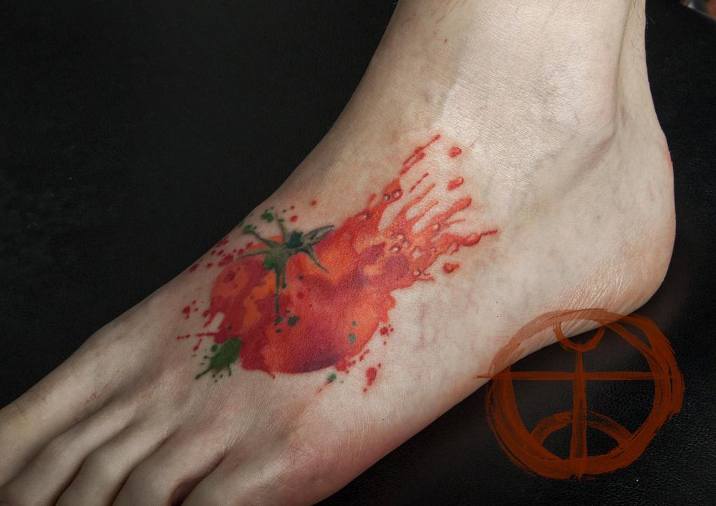 Tomato by koraykaragozler