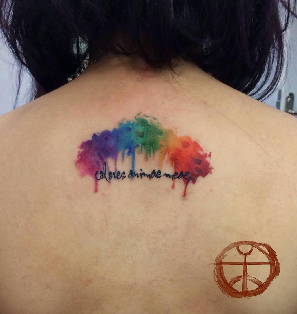 Watercolor Rainbow By Koraykaragozler On DeviantArt