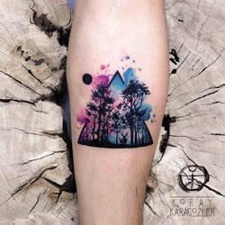 Deep Forest by koraykaragozler