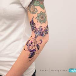 Phoenix by koraykaragozler