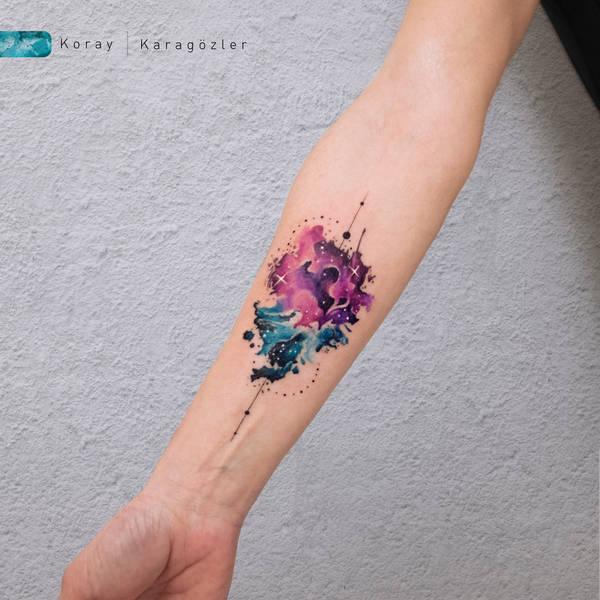 Nebula by koraykaragozler