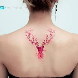Deer Blassom