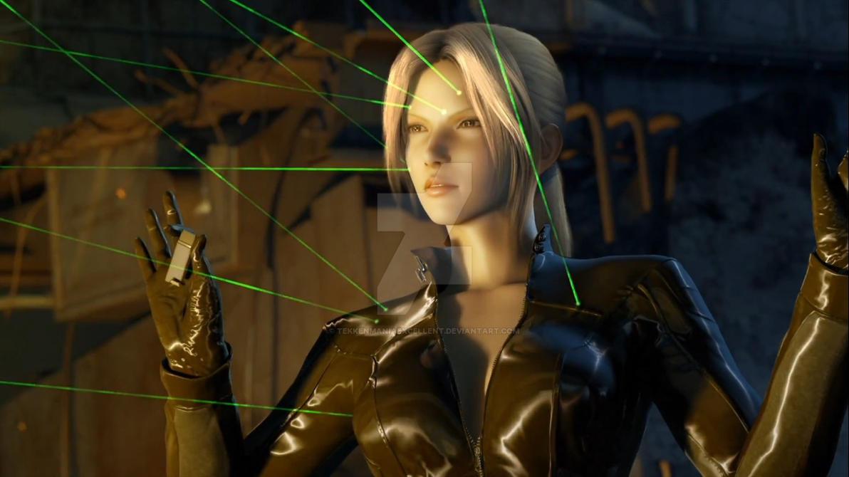 Nina Williams By Tekkenmaniaexcellent On Deviantart