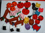 Felty badges
