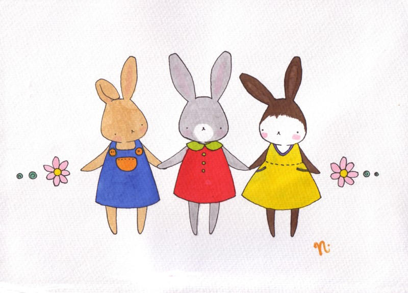 Friends by nii-tan
