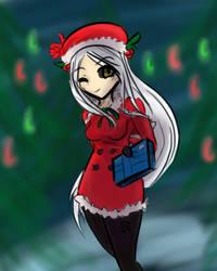 A (Late) Maxwell Christmas