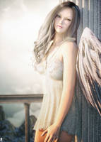 Angel Spirit 2 by LaMuserie