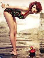 Summer Time 12 by LaMuserie