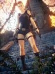 Fan Art Lara Croft