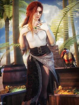 Pirate Girl 11