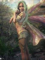 Fairie 8 by LaMuserie