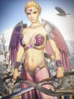 Valkyrie 14 by LaMuserie