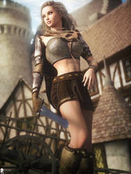 Medieval Age 20 by LaMuserie