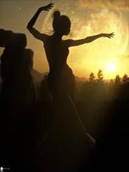 Druidesse 2 by LaMuserie