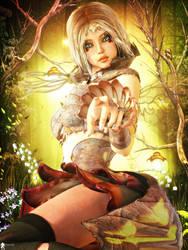 Fairie 2 by LaMuserie