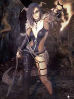 Heroic Age 32 by LaMuserie