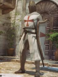 Medieval Age 42 Templar