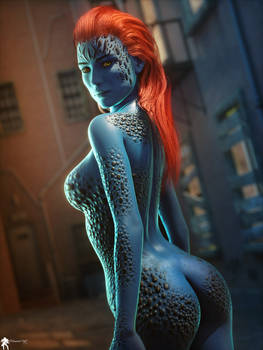 Marvel Mystique
