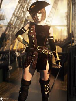 Pirate Girl 25