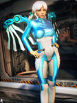 SF Futurist Girl 51