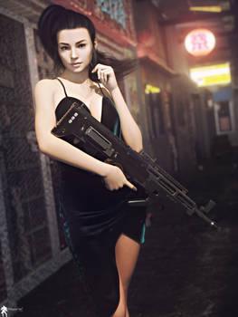 Girl and Guns 24