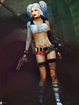DC Harley Quinn 12