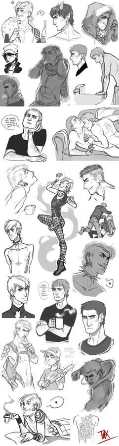 Sketch Dump 04