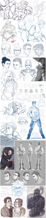 Sketch Dump 08