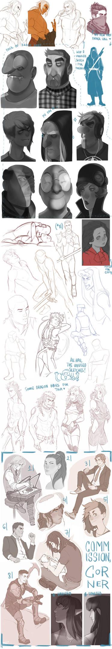 Sketch Dump 13