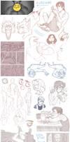 Sketch Dump 18