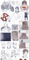 Sketch Dump 19