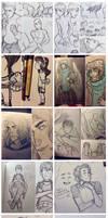 Sketch Dump 26