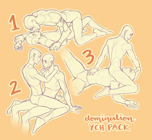 YCH domination pack CLOSED