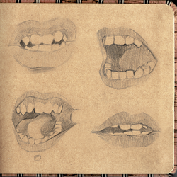 Digital Sketchbook Study 02 Mouth Preview 1