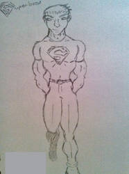 Superboy by 7Chaos13