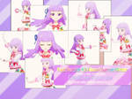 PACK RENDER HIKAMI SUMIRE BY SOLA-REALLA-CHAN