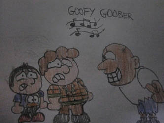 I'm a Goofy Goober Yeah! (For Jack-Hedgehog)