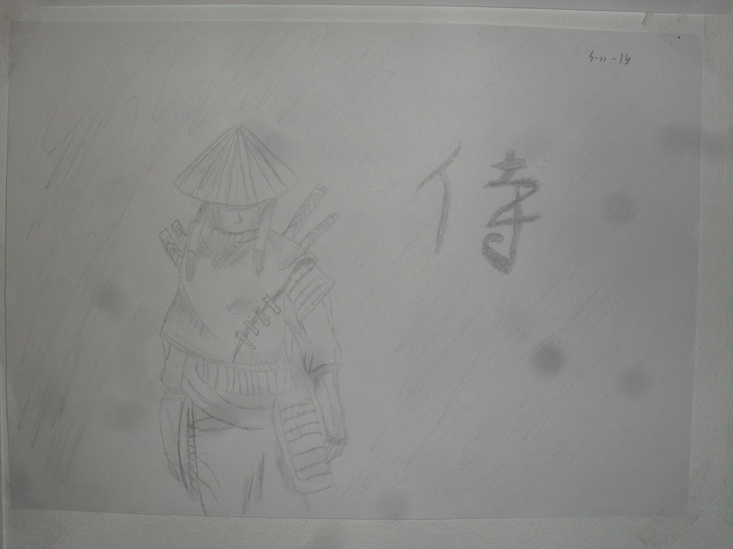 Samurai by MoonMadMalkav