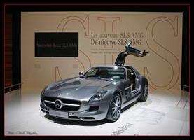 Mercedes-Benz SLS AMG by C0LL1
