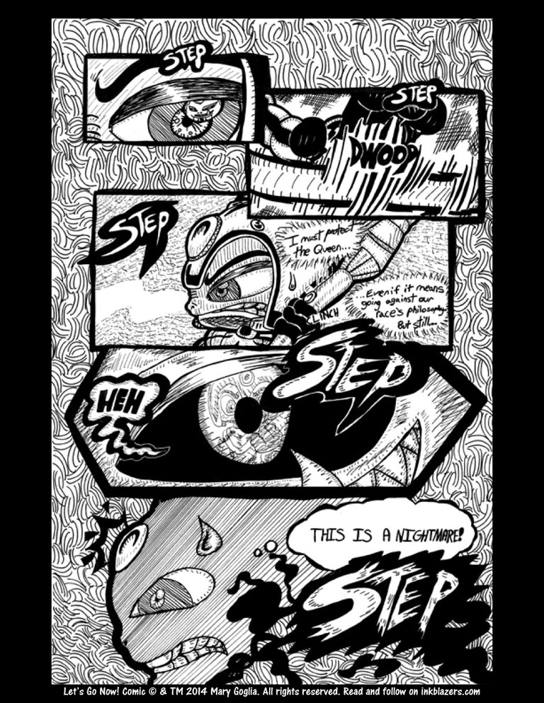Let's Go Now! Ch 2, p3 by MGartist