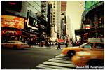 Motion Taxi in New York City