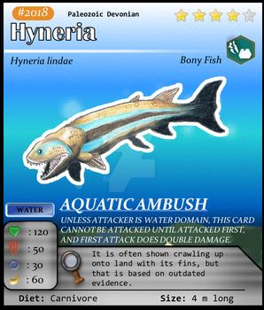 Aqua Series No. 18: Hyneria