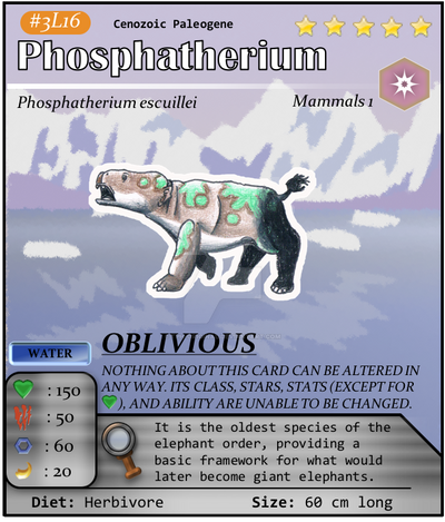 Phosphatherium | www.pixshark.com - Images Galleries With ...