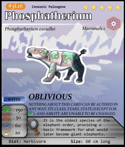 Phosphatherium | www.pixshark.com - Images Galleries With ...