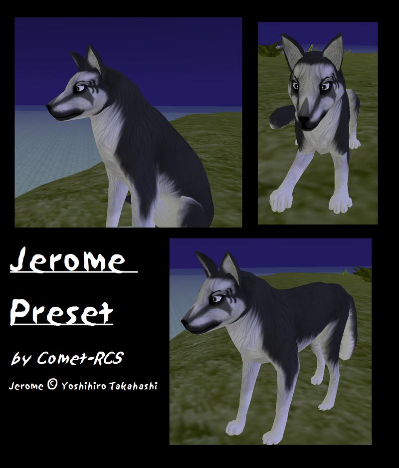 FeralHeart Jerome Preset by C0M3T-69