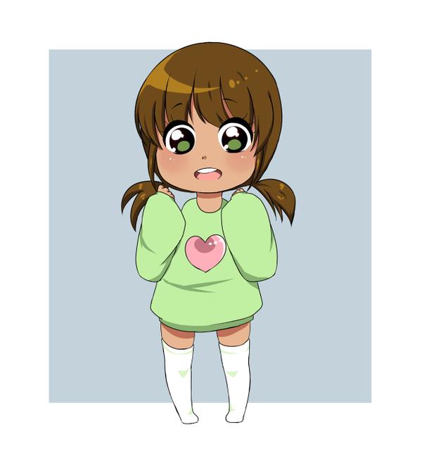 uwaaah! by Cherry-tama