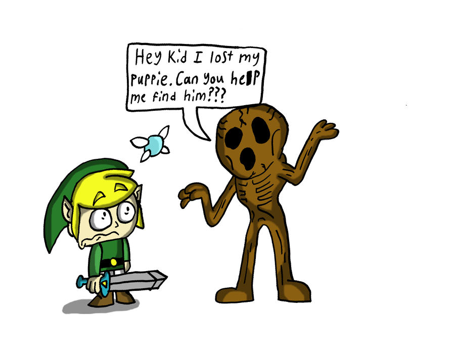 Don t talk to strangers by ShyDude28 on DeviantArt