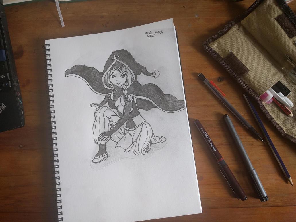 Meredy by Tsuki-Spartaness